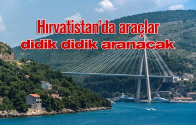 Hırvatistan : Sılayolu sürücüleri