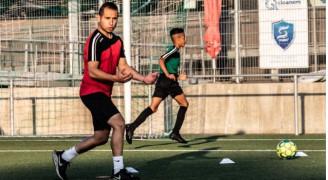 Belçika'da Kocasinan Mahzemin'li Antrenör Rüzgarı
